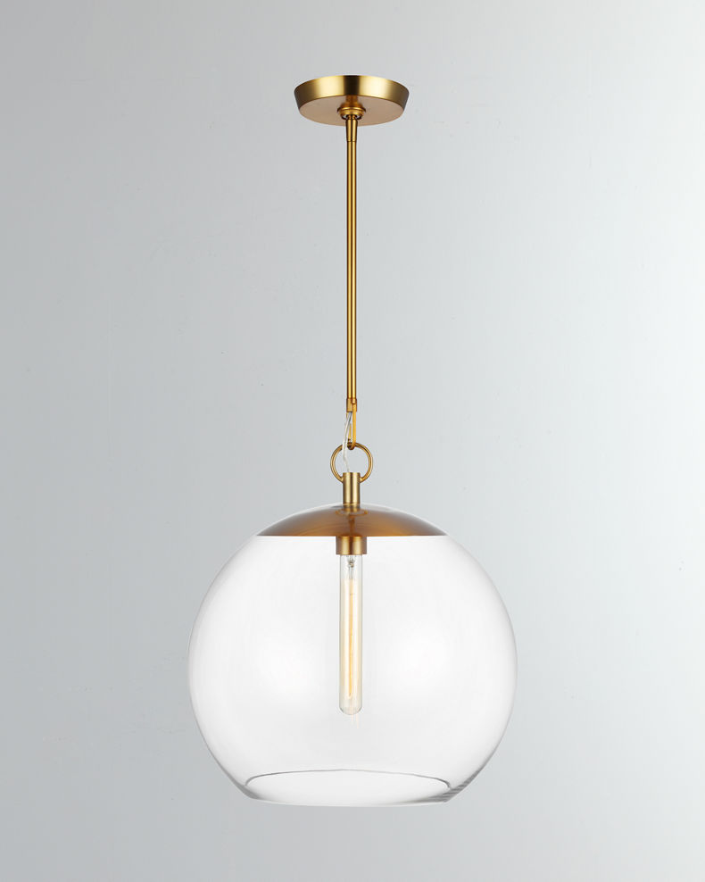 C&M by Chapman and Myers Atlantic 1-Light Pendant