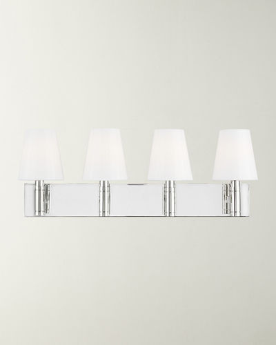 TOB by Thomas O'Brien Beckham Classic 4-Light Vanity