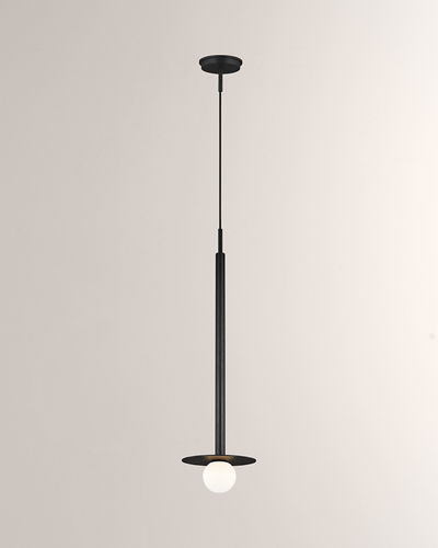 Nodes Long 1-Light Pendant