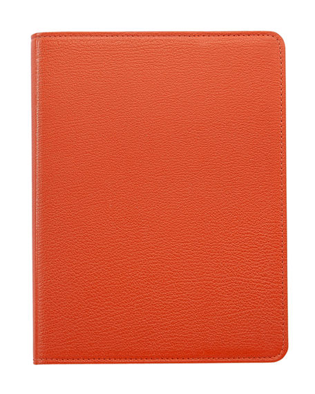 """Graphic Image 9"""" Leather Wire-O-Notebook"""