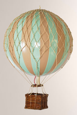 Authentic Models Travels Light Balloon Model