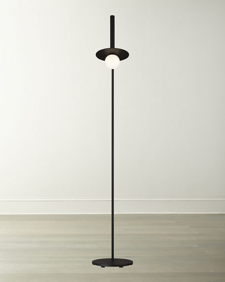 Image 1 of 2: Kelly by Kelly Wearstler Nodes 1-Light Floor Lamp