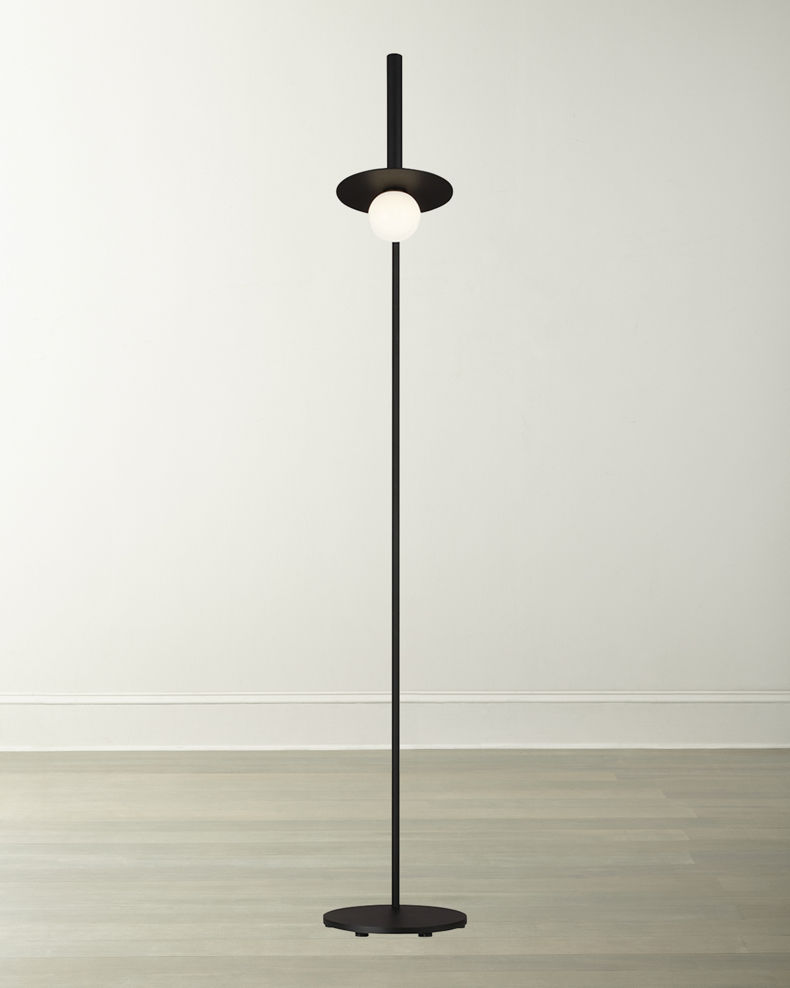 Kelly by Kelly Wearstler Nodes 1-Light Floor Lamp