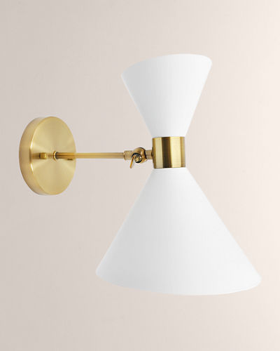 Worlds Away August Sconce