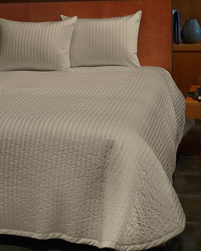 Siena Queen Quilted Coverlet