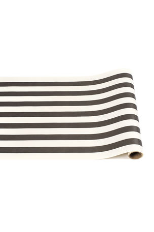 Hester & Cook Stripe Paper Table Runner