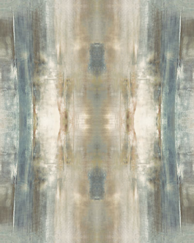 Carol Benson Cobb for York Wallcoverings Tahoe Wallpaper Panels Sample