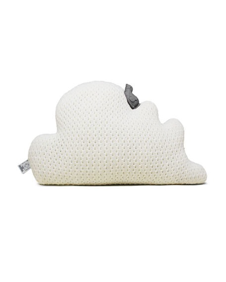 Rian Tricot Cloud Bird Pillow