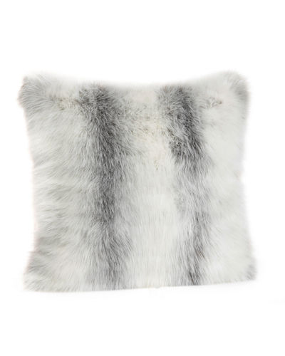 Fabulous Furs Limited Edition Faux Fur Pillow