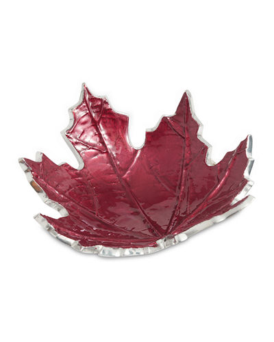 "Julia Knight Maple Leaf 6"" Petite Bowl"