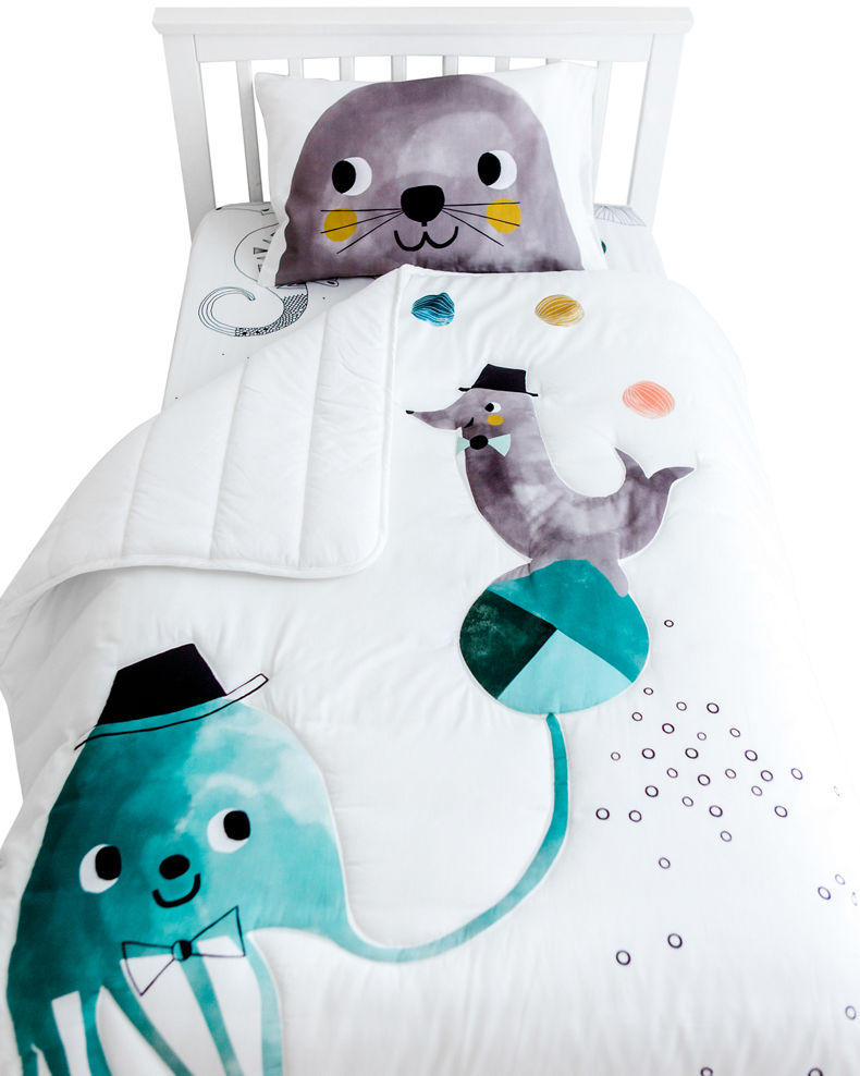 Rookie Humans Toddler Comforter