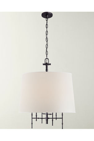 Visual Comfort Grenol Medium Hanging Shade Pendant Light