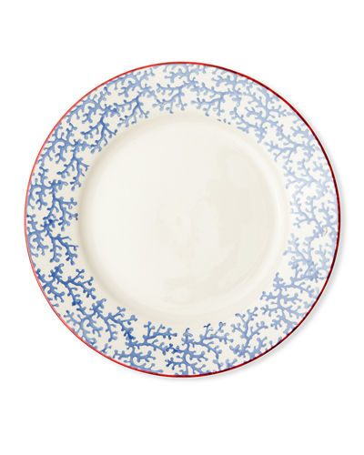 Sienna Coral Dinner Plates, Set of 4