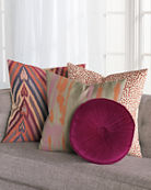 Eastern Accents Rothko Decorative Pillow and Matching Items