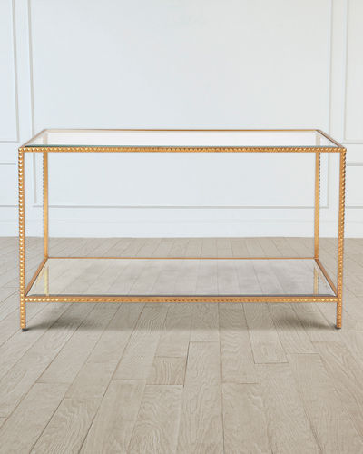 Stud Console Table