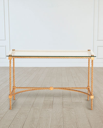 Rope Vanity/Writing Table