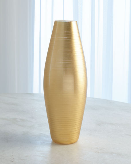 Image 1 of 2: William D Scott Spun Vase - Large