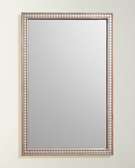 Image 2 of 2: William D Scott Cabochon Mirror