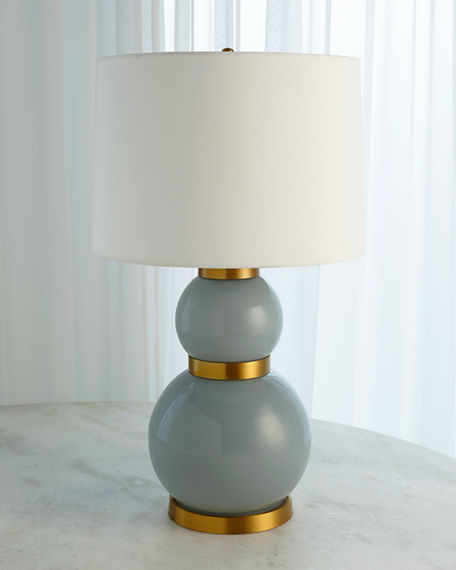 Image 2 of 2: William D Scott Lexi Lamp