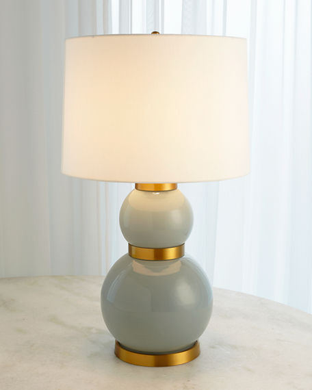 Image 1 of 2: William D Scott Lexi Lamp