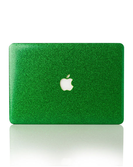 "Image 2 of 4: Chic Geeks Glitter 13"" New MacBook Air Case"