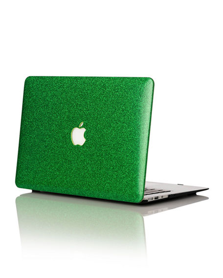 "Image 1 of 4: Chic Geeks Glitter 13"" New MacBook Air Case"
