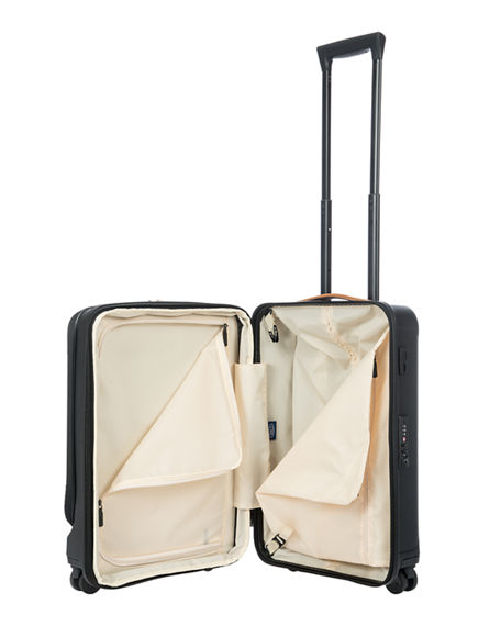 "Image 3 of 5: Bric's Capri 2.0 21"" Spinner Luggage with Pocket"
