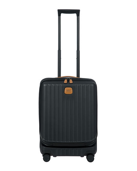 "Image 1 of 5: Bric's Capri 2.0 21"" Spinner Luggage with Pocket"