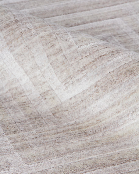 Image 3 of 4: Exquisite Rugs Portlyn Hand-Loomed Rug, 9' x 12'