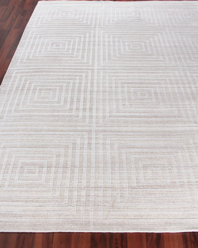 Exquisite Rugs Portlyn Hand-Loomed Rug, 9' x 12'