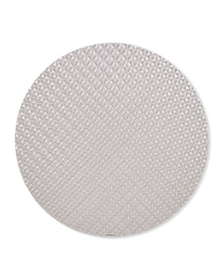 Chilewich Origami Round Placemat