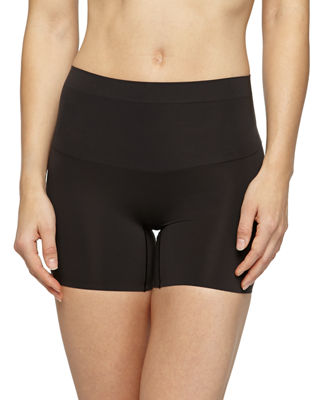 SPANX Shape My Day Firm Control Shorts Ss7215 in Black