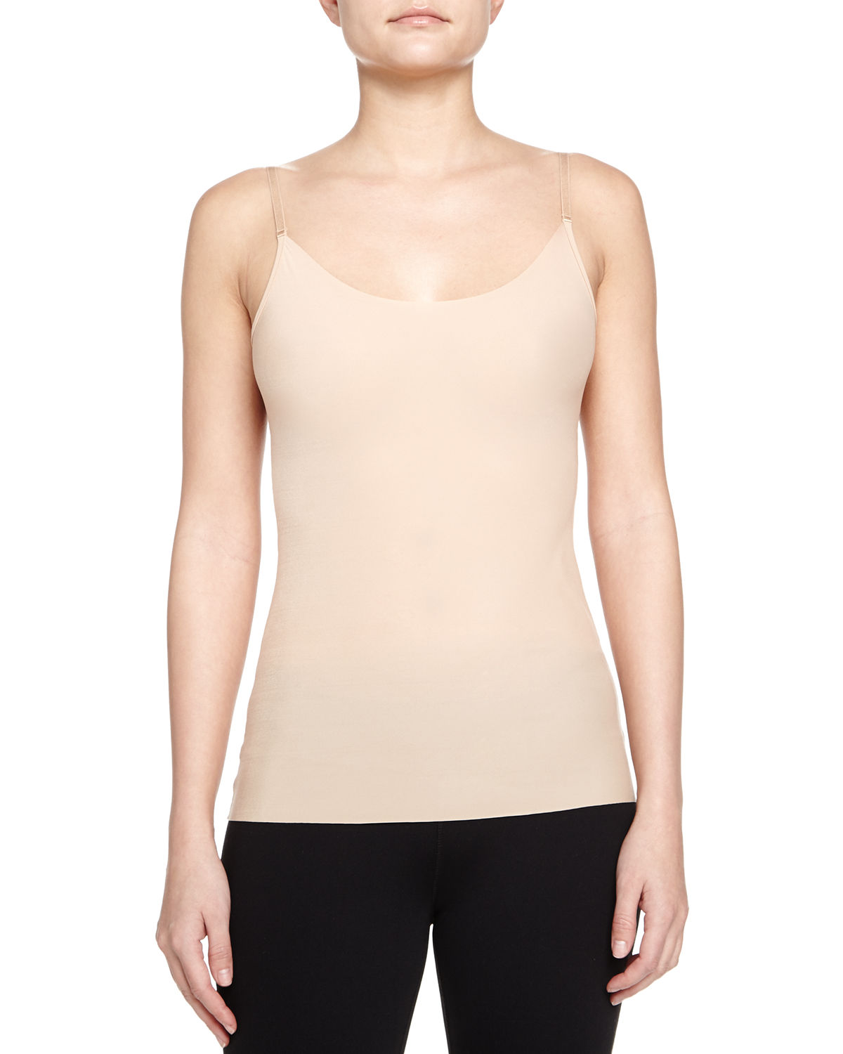 Commando Tops WHISPER BASIC-STRETCH CAMISOLE