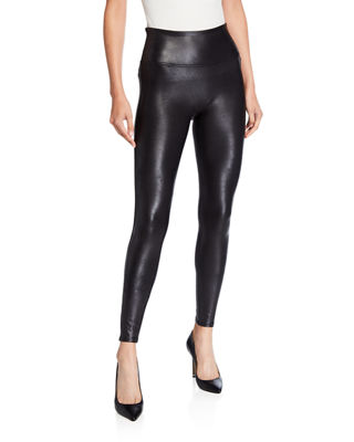 Spanx Ready-to-Wow?? Faux-Leather Leggings