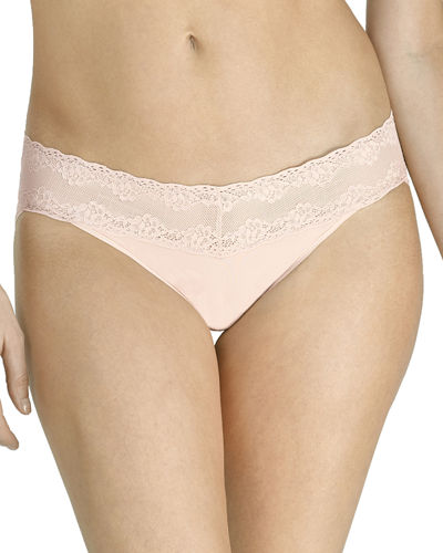 Natori Bliss Perfection V-Kini Briefs (One Size)