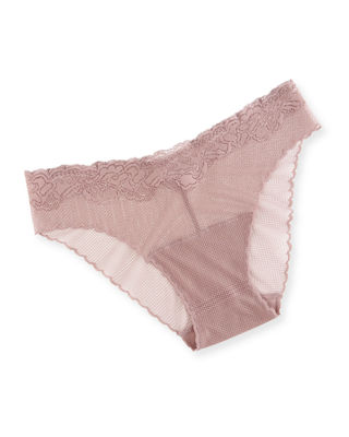 Hanro Lulu High-Cut Briefs