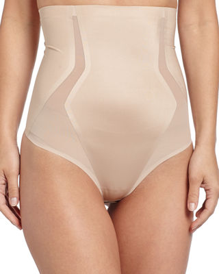 Haute Contour High-Waisted Thong Shaper