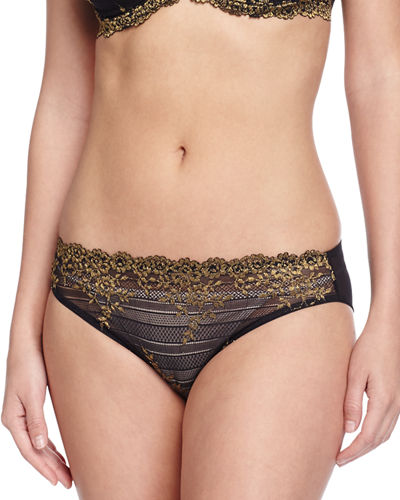 Embrace Lace Bikini Briefs