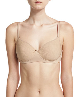Chantelle Velvet Touch Full Soft-Cup Multi-Position Bra