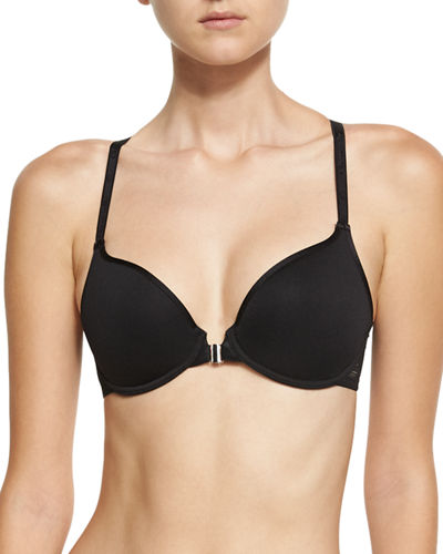 Chantelle Ideal T-Back Front-Close Spacer-Cup Bra