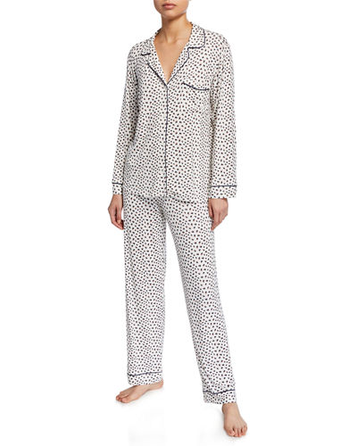 Eberjey Sleep Chic Printed Pajama Set