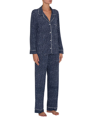 Sleep Chic Printed Pajama Set