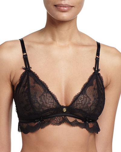 Chantelle Présage Lace Wireless Bralette