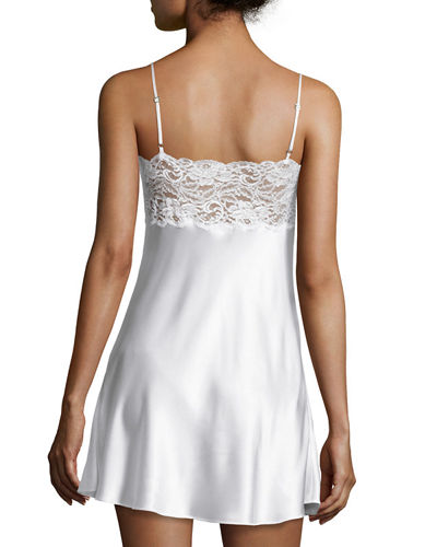 Lace-Trim Top Chemise