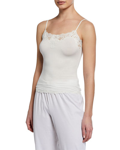 Aspire Lace-Trim Lounge Camisole