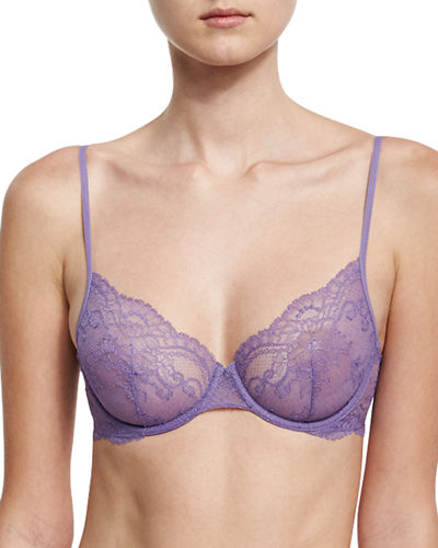 La Perla Romance Lace-Trimmed Thong and Matching Items