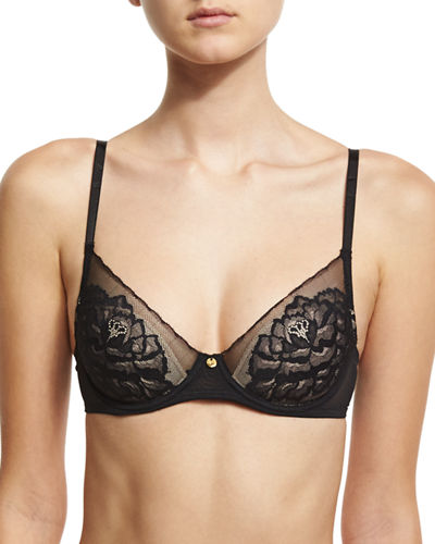 Natori Flora Contour Underwire Bra and Matching Items