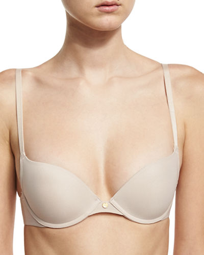 Pristine Push-Up Plunge Bra