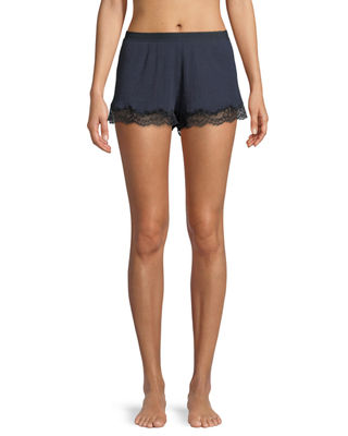 Image 1 of 3: Lily Blushing Lounge Shorts