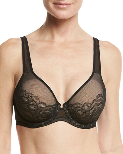 Wacoal Stark Beauty Underwire Full-Cup Bra